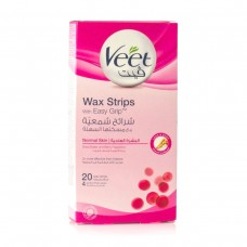 VEET WAX STRIPS 20 pcs