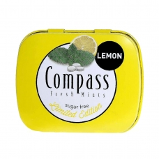 Compass Lemon Candy 14g