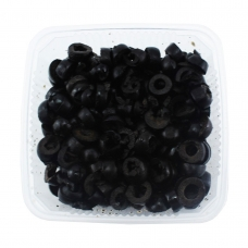 black olive slices 1kg