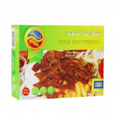 NABIL BEEF SHAWERMA PACKET 400GM