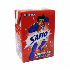 AL SAFI SAFIO STRAW.3% FAT 6x125ML (CRN