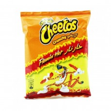 CHEETOS CRUNCHY FLAMING HOT 210GR CP