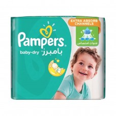 PAMPERS ACT.BB +16K XXL 36P D.UN KSA8%OF