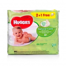 GIFT Wet Wipes Natural Care for Children (1 + 2) 56 Wipes