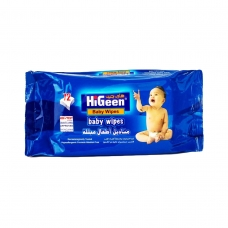 HIGEEN BABY WET WIPES 72