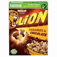 LION Cereal 16x400g N8 XA