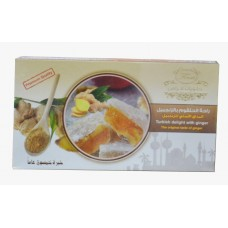 rahat alhulqum with Ginger Qishawi 400 g