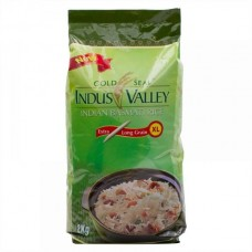 Indus Valley Basmati Extra Long Grain Rice 2 k.g