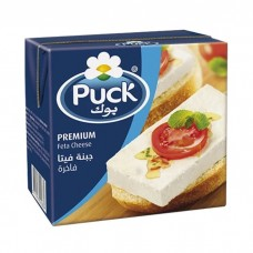 PUCK DANISH FETA CHEESE 500GR