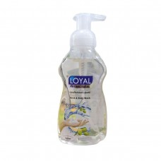 Loyal body and hand wash Foam White 500ml