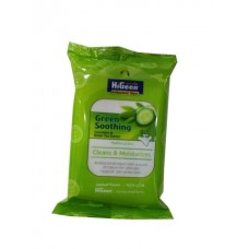 hi geen wet wipes anti-bacterial odor napkin 15 gir