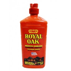 Royal charcoal torch 16 ounces 473 ml