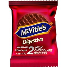 McVitz Digestive Chocolate & Milk 33.3g