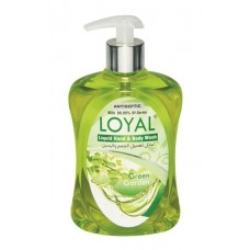 Loyal Body Wash and Hands Green Garden 500 ml