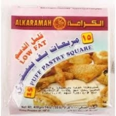 Karama Bev little pastry boxes fat 400 g