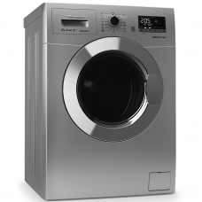 Bompani Washing Machine 10 KG Silver