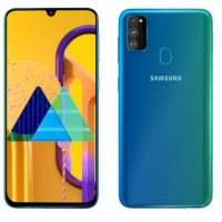 Galaxy mobile M30S blue